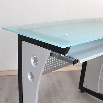 Ebay scrivania angolare tavolo postazione ufficio poltrona - Tavolo angolare ...