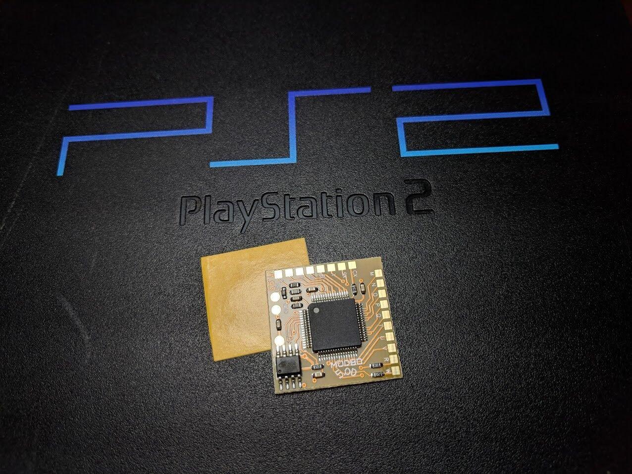 Ebay Modbo 5 0 - PlayStation 2 (PS2, fat, slim) - Modchip - New - US Seller