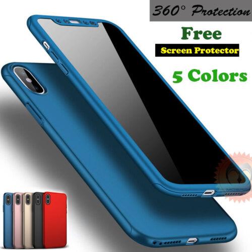 super popular 89225 2fa5d Ebay For iPhone X 6S 7 8 iPhone8 Plus Case Ultra Thin Hybrid Colored Slim  Hard Cover