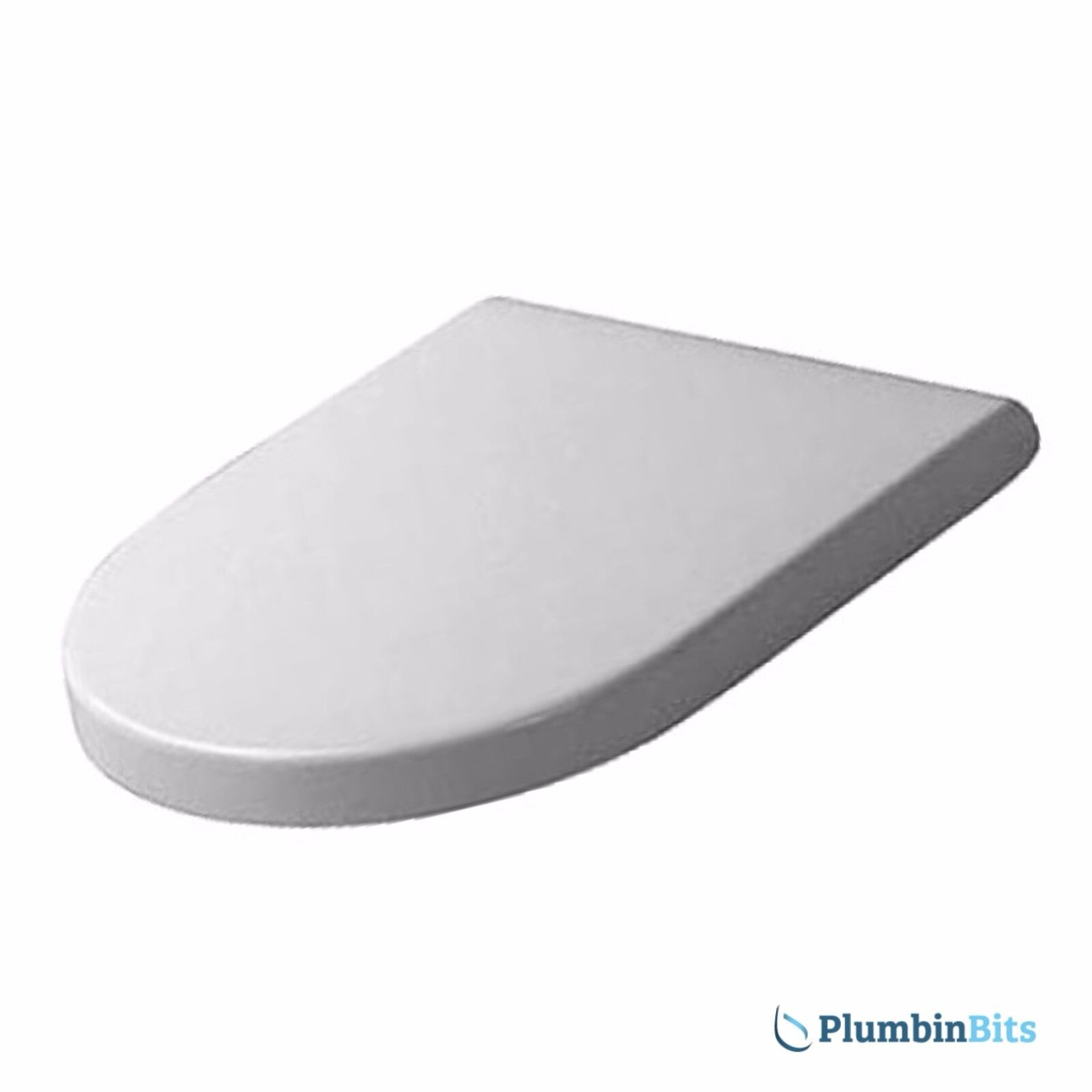 Ebay DURAVIT STARCK 3 REPLACEMENT TOILET SEAT & COVER SOFT CLOSE ...