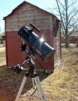 Ebay Newtonian Reflector Telescope Celestron PowerSeeker Astronomical  Astronomy 127eq