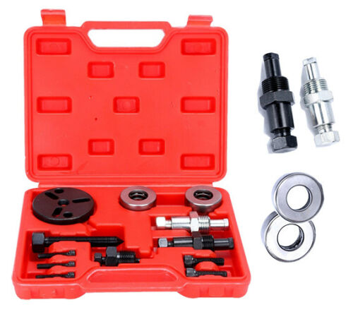 A//C Compressor Clutch Remover Kit Puller Installer Auto Air Conditioning Tool