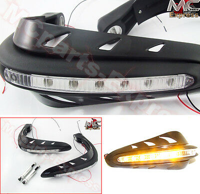 Ebay Motorcycle Led Universal Hand Guards Protectors For Bmw S1000rr S1000r K1600 Embarrados